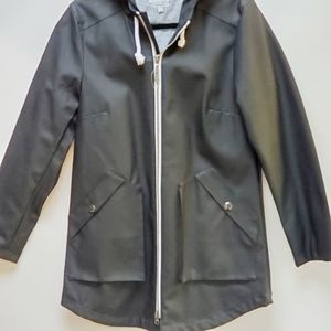Barney's New York Women's Rain Jacket NWOT Size S